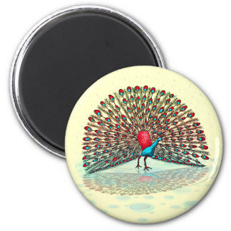 Pride and Beauty 2 Inch Round Magnet