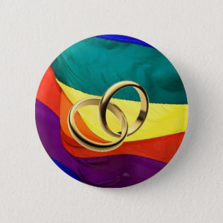 Pride and Marriage Button
