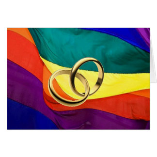Pride and Marriage Card