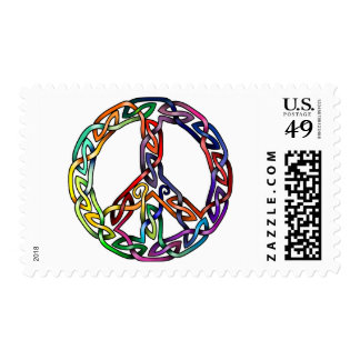 Pride and Peace Postage
