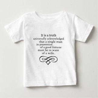 Pride and Prejudice Baby T-Shirt