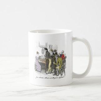 Pride and Prejudice chapter 6 Coffee Mug