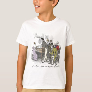 Pride and Prejudice chapter 6 T-Shirt
