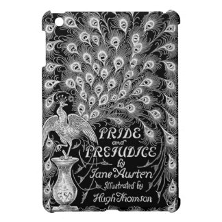 Pride and Prejudice Classic Cover with Peacock Case For The iPad Mini
