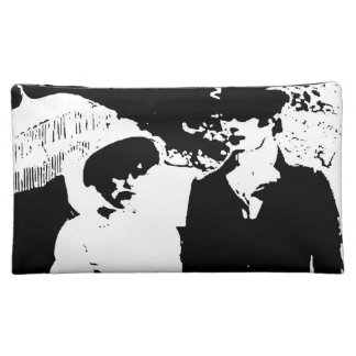 Pride and Prejudice double-sided Makeup Bag
