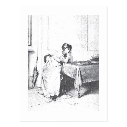 Pride and Prejudice - Elizabeth Bennet Postcard