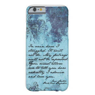 Pride and Prejudice iPhone 6 case