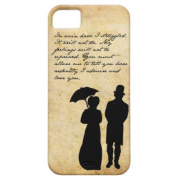 Pride and Prejudice Iphone Case