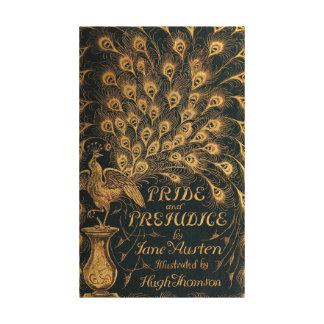 Pride and Prejudice Jane Austen (1894) Canvas Print