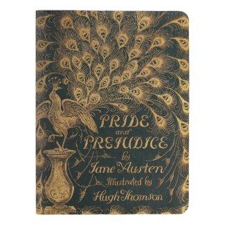 Pride and Prejudice Jane Austen (1894) Extra Large Moleskine Notebook