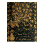 Pride and Prejudice Jane Austen (1894) Postcard