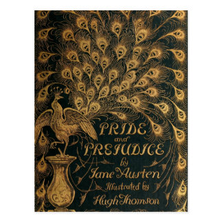 Pride and Prejudice Jane Austen (1894) Postcards