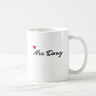 Pride and Prejudice Mrs. Darcy Mug