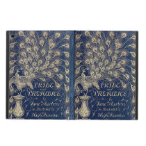 Pride And Prejudice Peacock Edition Book Cover