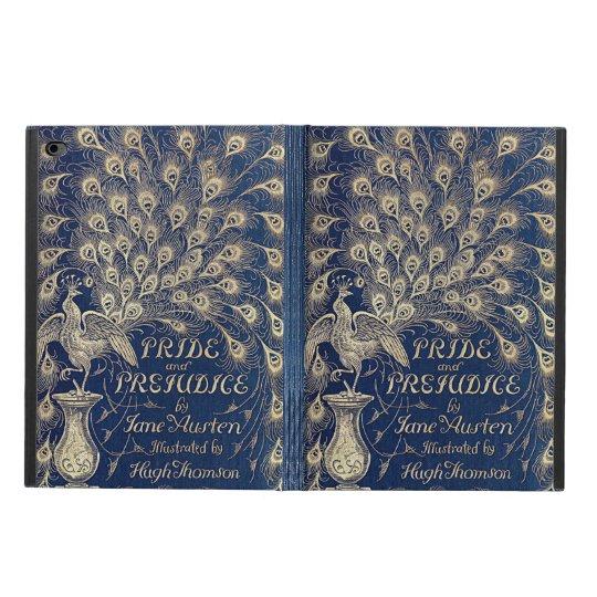 pride and prejudice peacock edition book cover zazzlecom