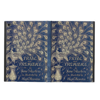 Pride And Prejudice Peacock Edition Book Cover Powis iPad Air 2 Case