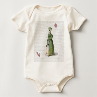 Pride and Prejudice - Zombified! Baby Bodysuit