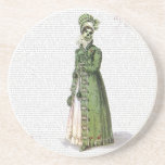 Pride and Prejudice - Zombified! Beverage Coasters