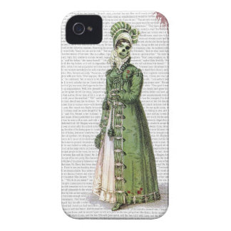 Pride and Prejudice - Zombified! iPhone 4 Cover