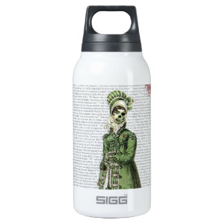Pride and Prejudice - Zombified! Insulated Water Bottle