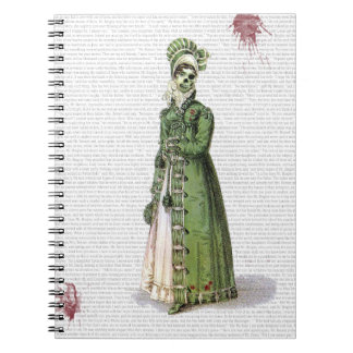 Pride and Prejudice - Zombified! Notebook