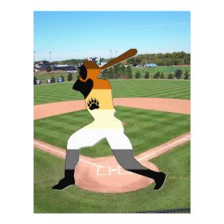 Pride Baseball Flyer