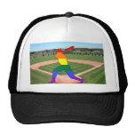 Pride Baseball Mesh Hats