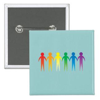 Pride Chain Button