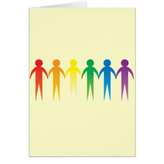 Pride Chain Card