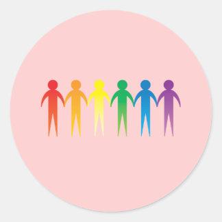 Pride Chain Sticker