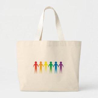Pride Chain Tote Bag