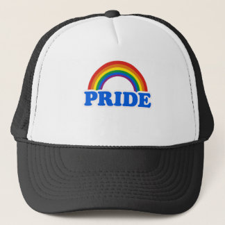 Pride Colors Trucker Hat