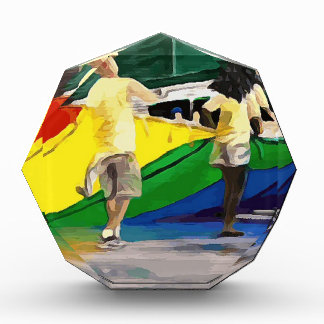 Pride Flag in Parade Award