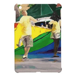 Pride Flag in Parade Case For The iPad Mini