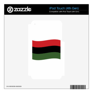Pride Flag iPod Touch 4G Skins