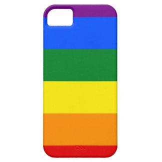 Pride flag phone case