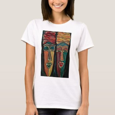 McTiffany Tiffany Aqua Pride & Glory T-Shirt