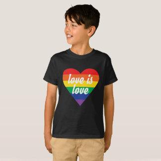 Pride Heart Kids Shirt