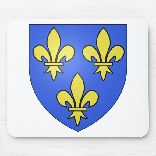 PRIDE IN FRENCH HERITAGE MOUSEPAD