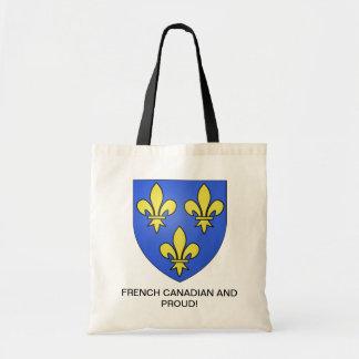 PRIDE IN FRENCH HERITAGE TOTE BAG