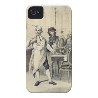 Pride in the Kitchen, from a series of prints depi Case-Mate iPhone 4 Case
