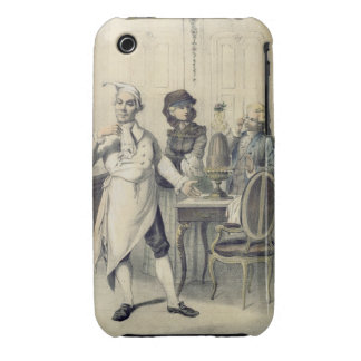 Pride in the Kitchen, from a series of prints depi iPhone 3 Covers