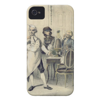 Pride in the Kitchen, from a series of prints depi iPhone 4 Cover