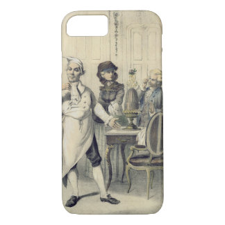 Pride in the Kitchen, from a series of prints depi iPhone 7 Case
