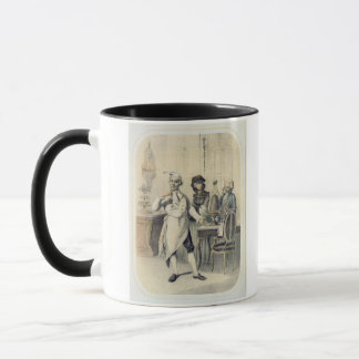 Pride in the Kitchen, from a series of prints depi Mug