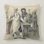 Pride in the Kitchen, from a series of prints depi Pillows