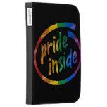 PRIDE INSIDE KINDLE 3G CASES