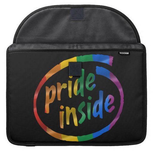PRIDE INSIDE SLEEVE FOR MacBooks