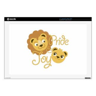 Pride & Joy Laptop Skin