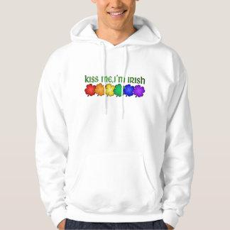 Pride Kiss Me I'm Irish Hoody